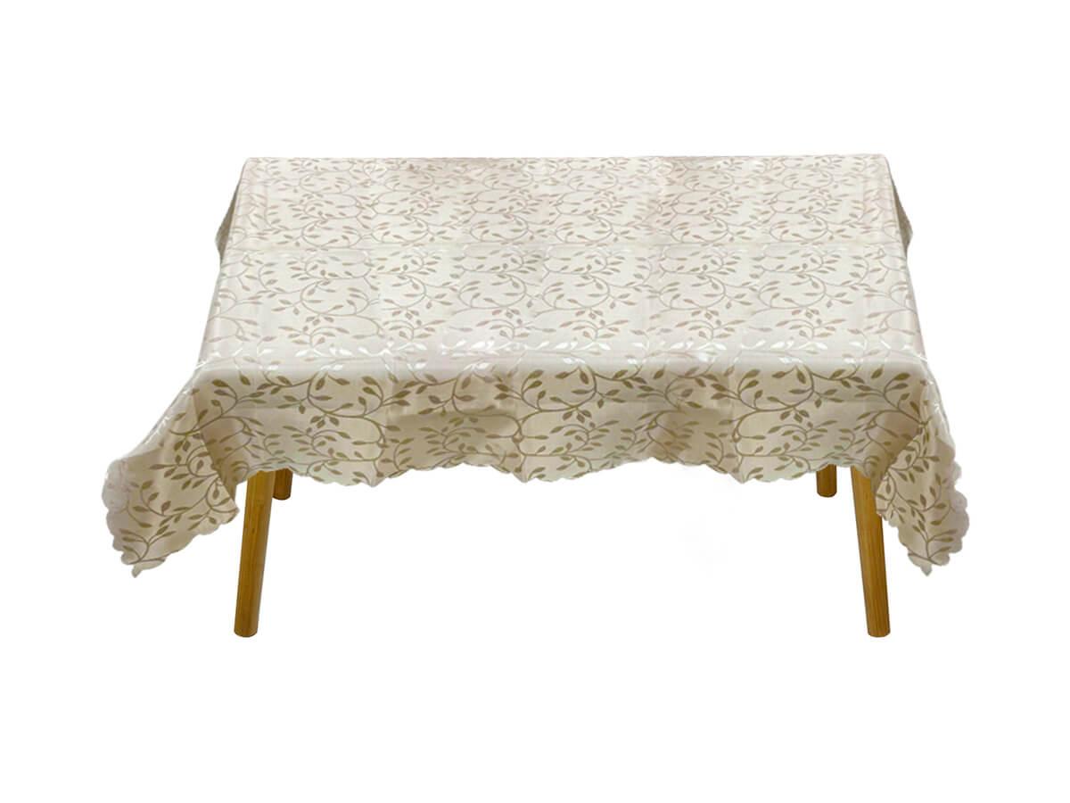 Toalha de Mesa Dourada Premium 1,40x2,20m - Casambiente