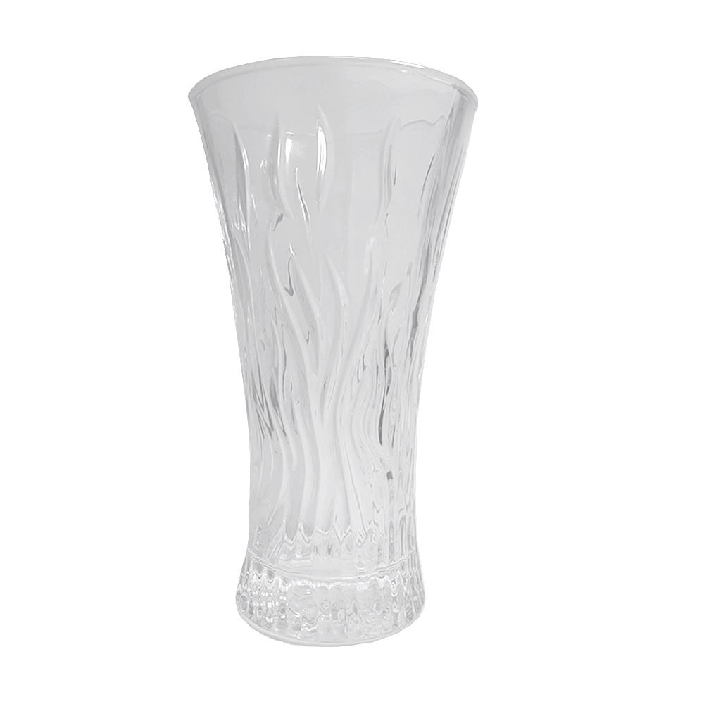Vaso de Vidro Decorativo - Casambiente
