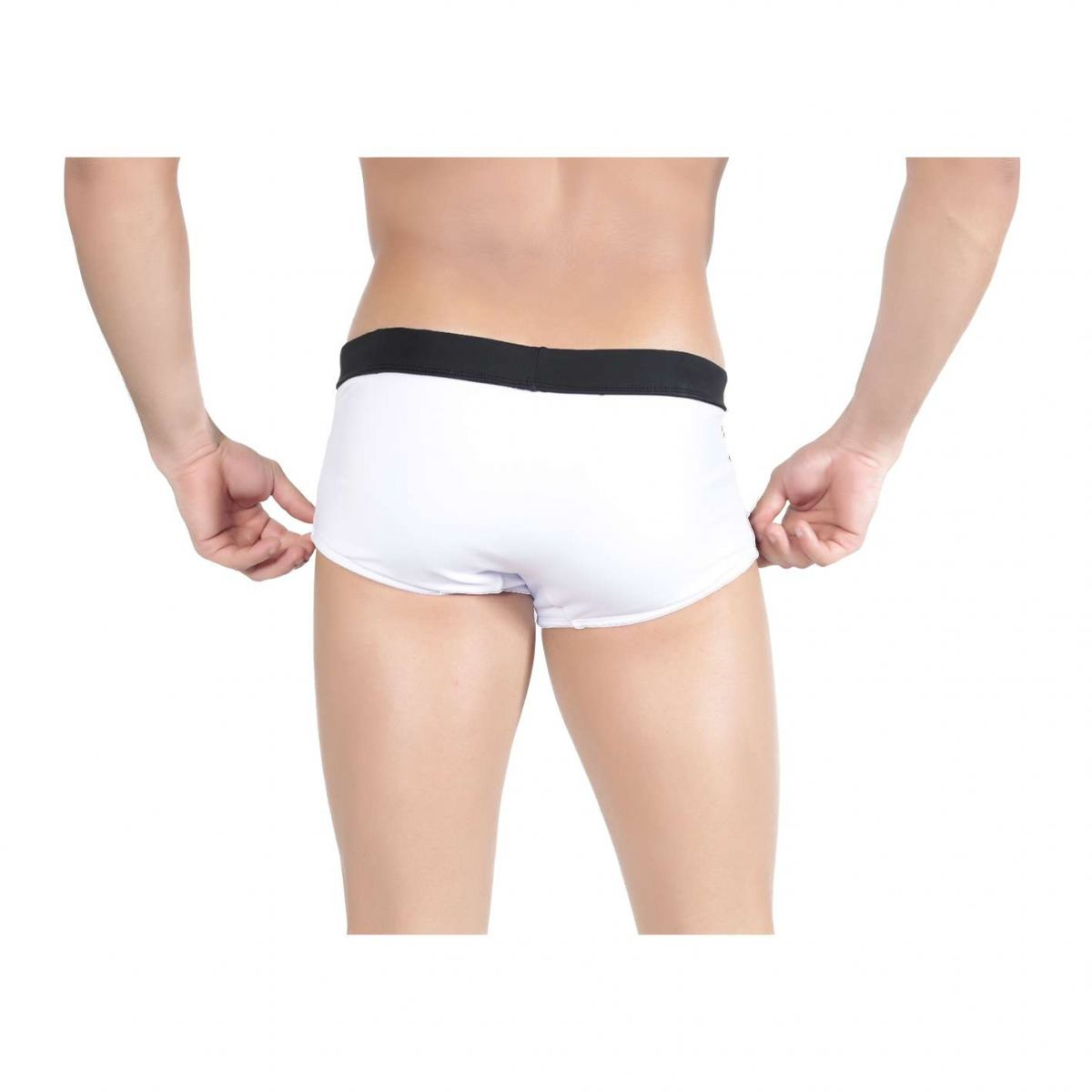 Sunga Brief Grigo Collection Confort