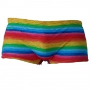 Sunga Boxer Rainbow