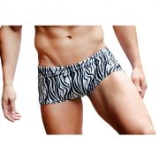 Sunga Boxer White Tiger