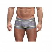 Sunga Boxer Grigo Collection Light com bolso