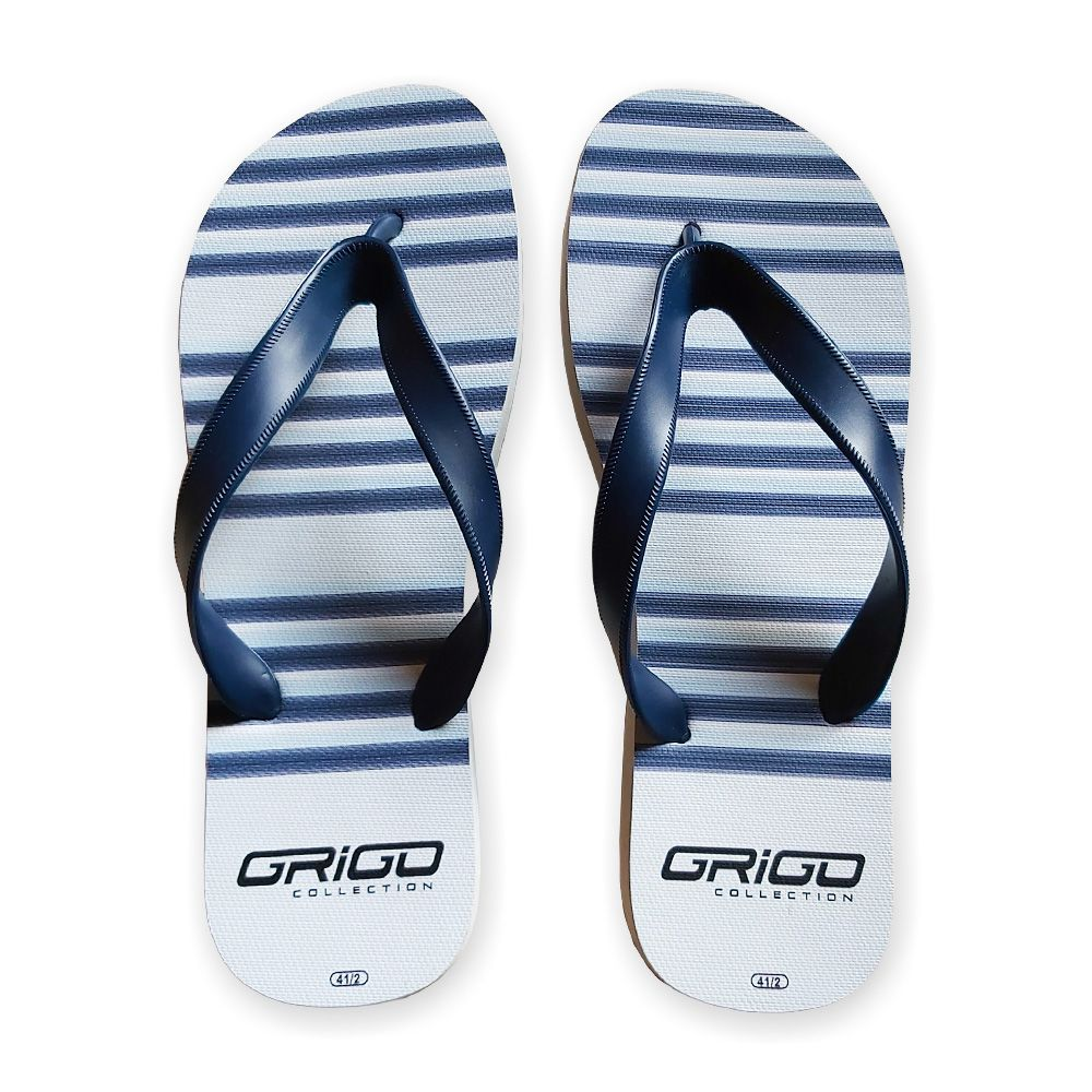 Chinelo Grigo Collection - solado 100% borracha - vários modelos