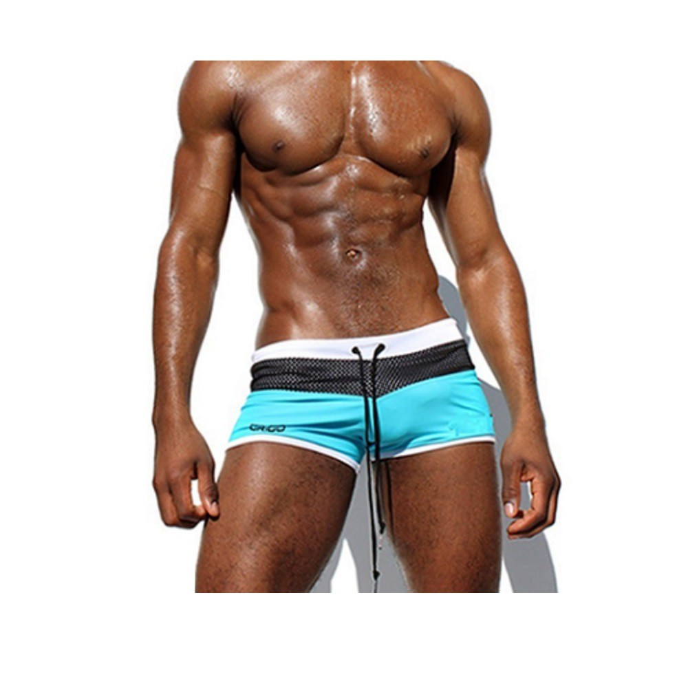 Sunga Boxer Grigo Collection Tri