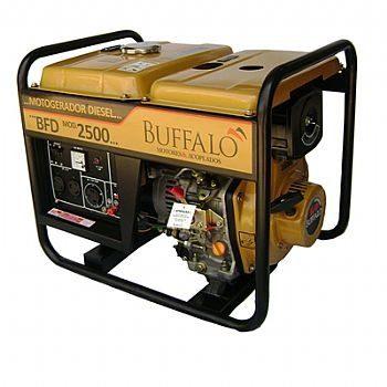 Gerador Buffalo Bfde 2500-m - Diesel Part.elétrica