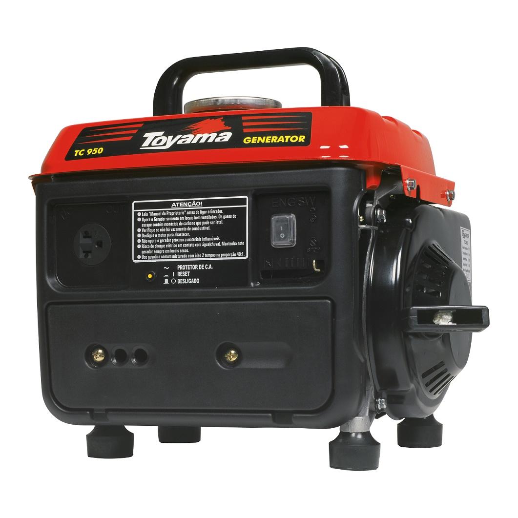 Gerador Toyama 950w C/ Carregador Baterias 2t