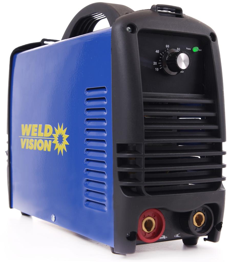 Solda Inversora Eletrodo 125A Zx7-125 com Maleta Weld Vision - 220V