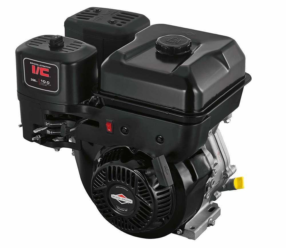 Motor Gasolina 4 Tempos IC 10 HP Partida Elétrica Briggs & Stratton