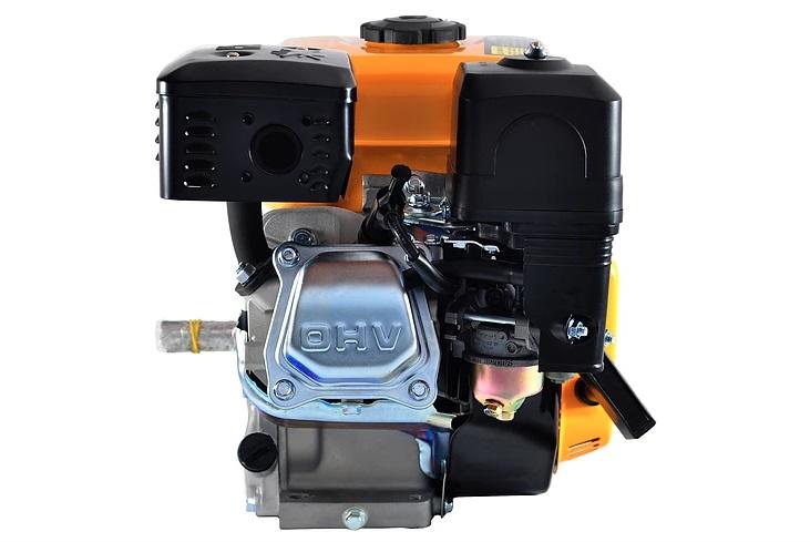 Motor Estacionário a Gasolina 5.5CV 4 Tempos Partida Manual Zmax