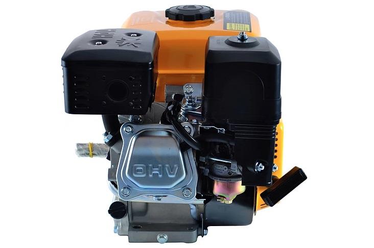 Motor Estacionário a Gasolina 6.5CV 4 Tempos Partida Elétrica Zmax