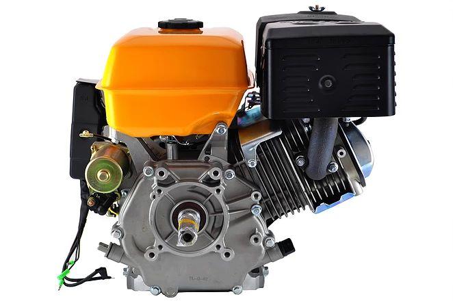 Motor Estacionário a Gasolina 13.0CV 4 Tempos Partida Elétrica Zmax