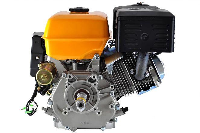 Motor Estacionário a Gasolina 15.0CV 4 Tempos Partida Elétrica Zmax