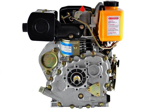 Motor Estacionário a Diesel 5.0 CV Partida Manual Zmax