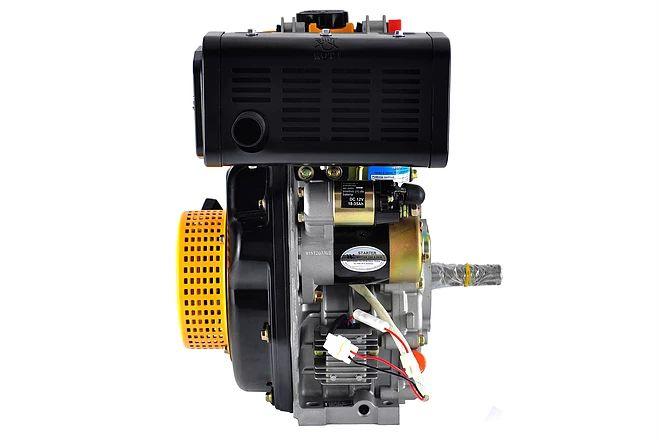 Motor Estacionário a Diesel 6.0 CV Partida Elétrica Zmax