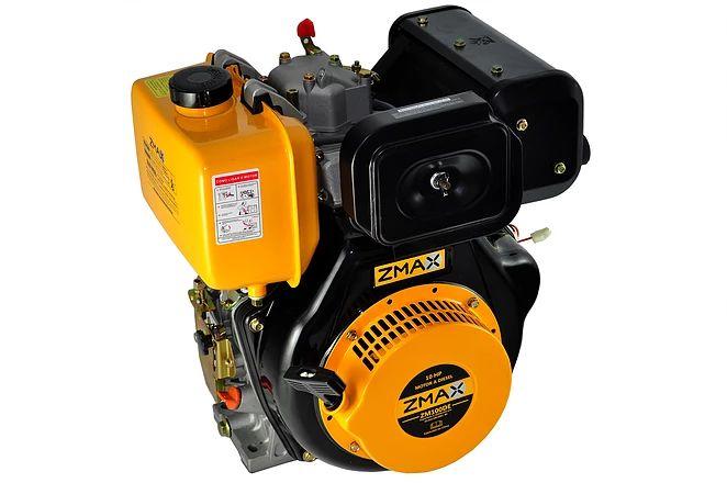 Motor Estacionário a Diesel 10.0 CV Partida Elétrica Zmax