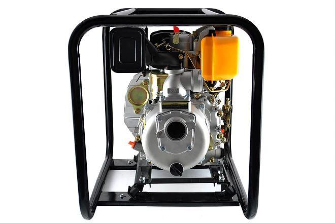 Motobomba Autoescorvante a Diesel 2 Polegadas 6.0CV Zmax