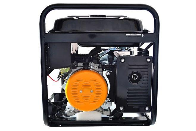 Gerador a Gasolina 4 Tempos ZG7200GME 6.5KVA Mono 127V/220V Partida Elétrica Zmax