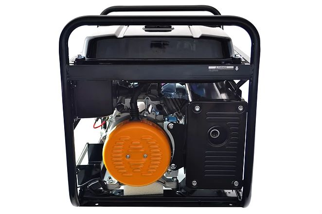 Gerador a Gasolina 4 Tempos ZG7200GME 6.5KVA Trifásico 127V/220V Partida Elétrica Zmax