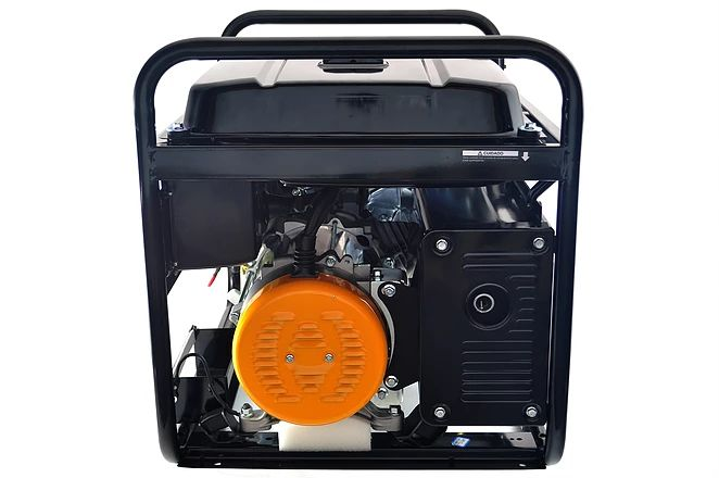 Gerador a Gasolina 4 Tempos ZG8300GME 8.0KVA Mono 127V/220V Partida Elétrica Zmax