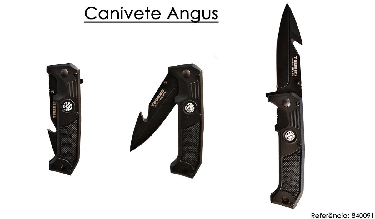 Canivete Tático Taurus Angus