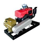 Gerador Diesel Partida Elétrica 10Kva Motor Branco Bda-18.0 Diesel