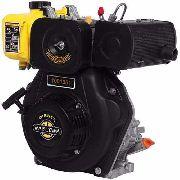 Motor a Diesel 13hp 456cc Partida Elétrica Matsuyama