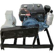 Gerador 12,5 Kva Trifásico 220v Diesel Partida Elétrica