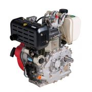 Motor Horizontal a Diesel 10 HP BD-10.0R Partida Manual Branco