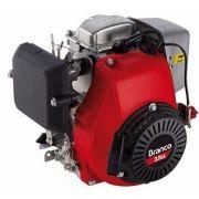 Motor de Compactador de Solo a Gasolina 3 HP B4T-3.0 CX Branco