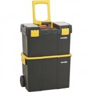 Caixa para Ferramentas de Plástico com Roda CRV0300 Vonder