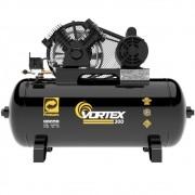 Compressor de Ar 10 Pés 100 Litros 2HP 140Psi 9,7Bar Pressure