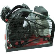 Compressor de Ar para Drenagem 3 HP 8 BAR Worker