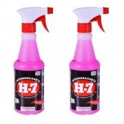 Desengraxante Multiuso com Spray 2 Unidades 500ML H-7