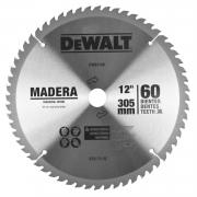 Disco de Serra para Madeira 305 MM 60 Dentes Dw03140 Dewalt