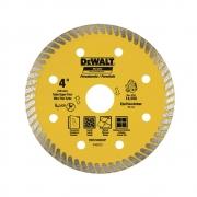 Disco Diamantado para Porcelanato 4''(105mm)  Dewalt