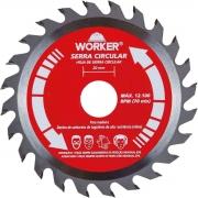 Disco Serra Circular Widea 9.1/4 Polegadas 24 Dentes Worker