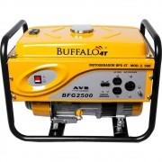 Gerador 2 KVA Monofásico a Gasolina 6.5 HP BFG2500 Partida Manual Buffalo