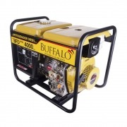 Gerador 3 KVA Monofásico a Diesel 7 HP BFD4000 Buffalo