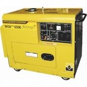 Gerador 5 KVA Monofásico a Diesel 10 HP BFDE 6500 Silencioso Buffalo