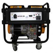 Gerador a Diesel ZG6300DME 5.5KVA Trifásico 127V/220V Partida Elétrica Zmax