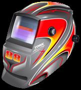 Mascara de Solda Escurecimento Automatico Racing Tork