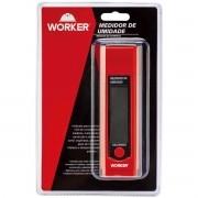 Medidor de Umidade e Temperatura Worker