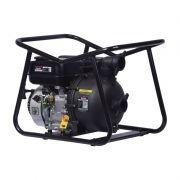 Motobomba A Gasolina 7hp 4t Para Químicos E Abrasivos Toyama