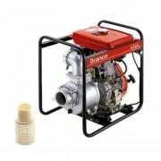 Motobomba Autoescorvante a Diesel 10 HP BD-700 CFE Branco