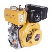 Motor Estacionário a Diesel 7 HP BFD Partida Manual Buffalo