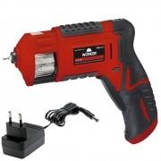 Parafusadeira a Bateria 3,6V 17Pcs Worker
