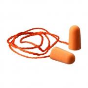 Protetor Auditivo de Espuma 1110 Com cordão 3M