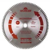 Disco Serra Circular Multimaterial 12 Polegadas 96 Dentes 471623 Worker