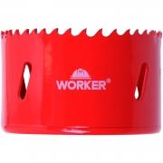 Serra Copo Bimetal 2.3/8 Polegadas 60MM Worker