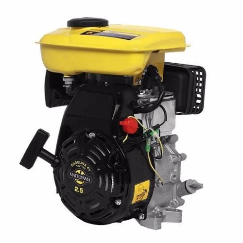 Motor De Popa a Gasolina 2.5Hp 4 Tempos Rabeta 1.50m Matsuyama